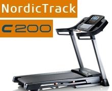NordicTrack C200 futópad - 2014 újdonsága de mit is tud?