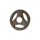 Deka Barbell 50 mm gumírozott tárcsa 15 kg