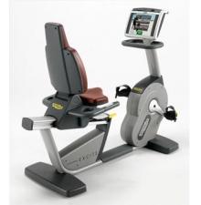Technogym Excite+ Recline 700 VISIOWEB háttámlás szobakerékpár