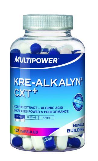 Multipower Kre-Alkalyn CXT+ 102 kapszula