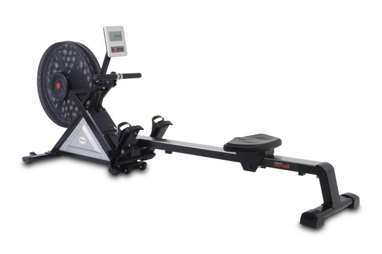 Benkovic Barbell Air Rower evezőgép