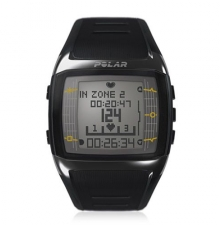 Polar FT60 Black WD pulzusmérő óra + G1 GPS jeladó