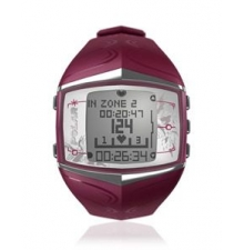 Polar FT60 Purple pulzusmérő óra