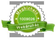 Meghbízható webáruház